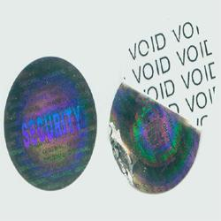 Hologram With Overprinting