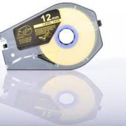 Label Tape Cassette 12mm X 30m(yellow)