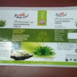 aloevera paper labels