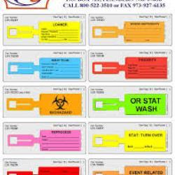 labels for hospital
