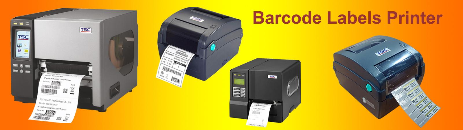 Indian Barcode Corporation - Printing of Labels in Narora
