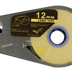 Label Tape Cassette 6mm x 30m(yellow)