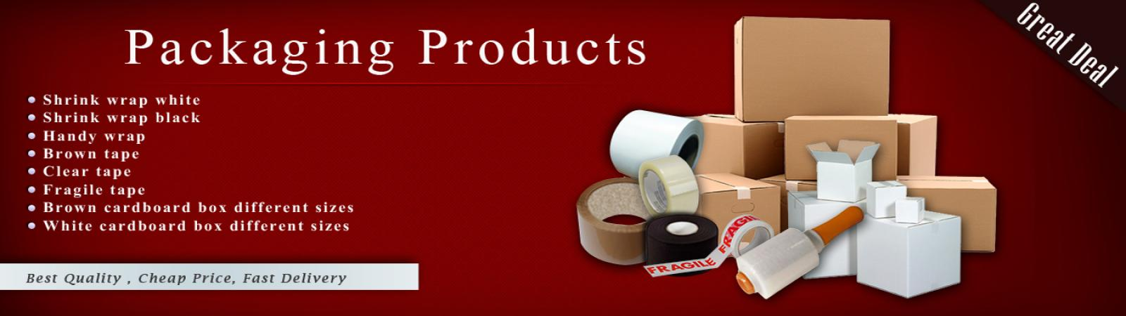 Packaging-products